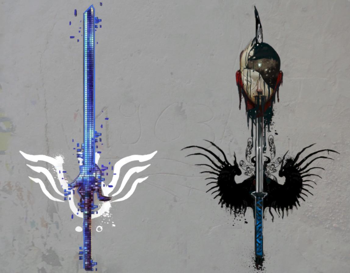 Dmc Rebellion Concept Art